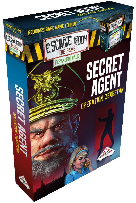Escape Room The Game - Secret Agent