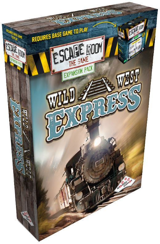 Escape Room The Game - Wild West Express
