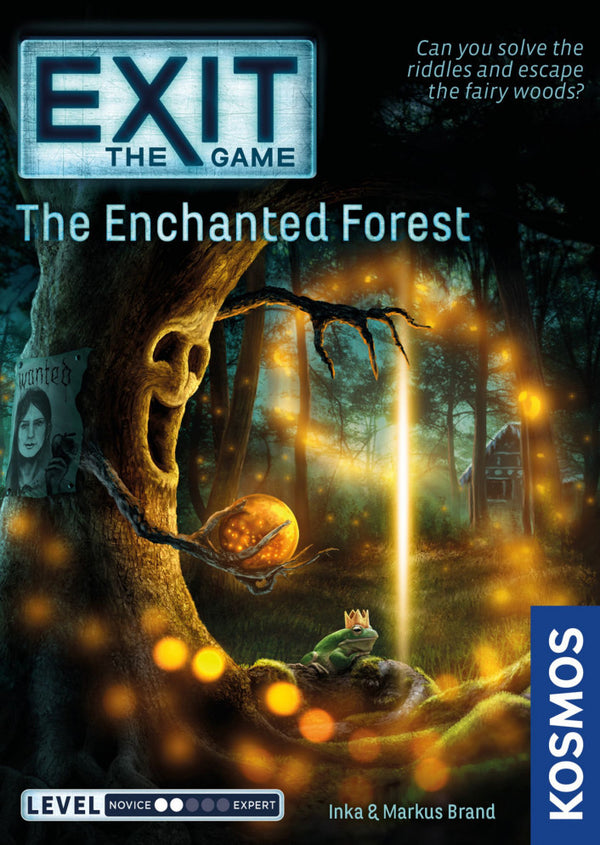 Exit The Game: The Enchanted Forest