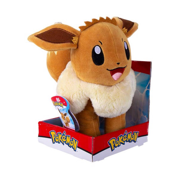 "Pokemon Plush Assortment 12"" - Eevee"
