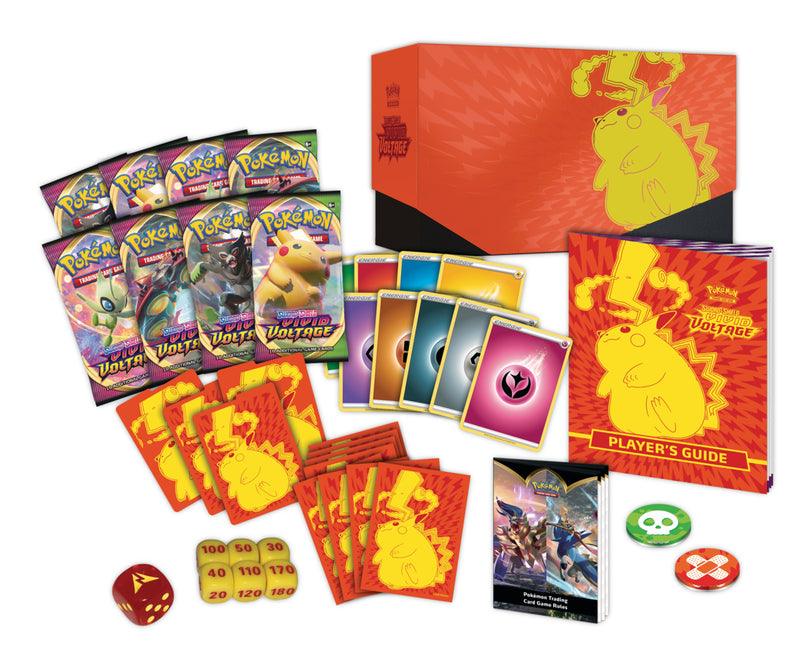 Pokemon - TCG - Vivid Voltage Elite Trainer Box Options