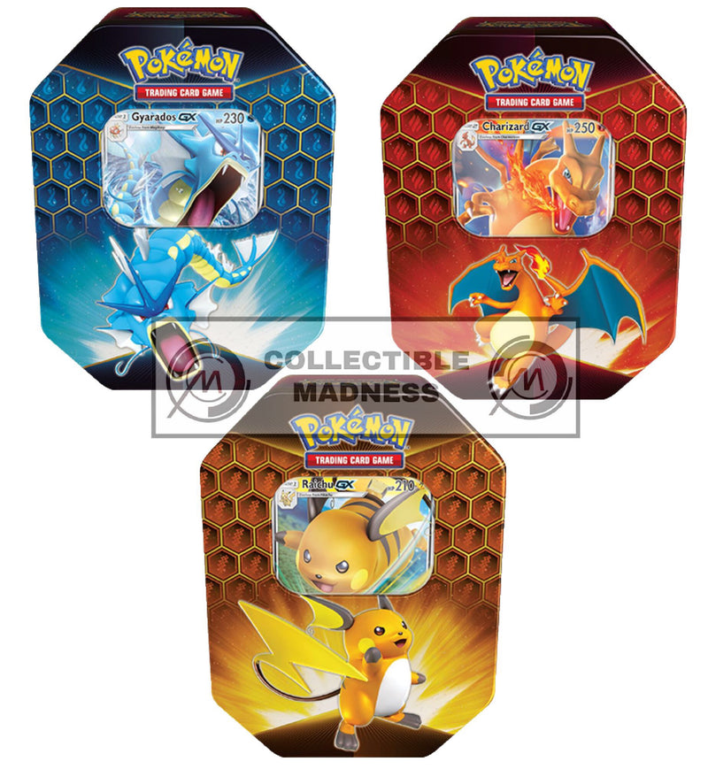 Pokemon - TCG - Hidden Fates Tin