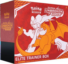 Pokemon - TCG - Unbroken Bonds Elite Trainer Box