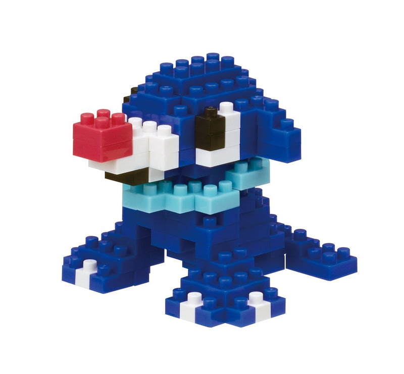 Pokemon - nanoblock - POPPLIO