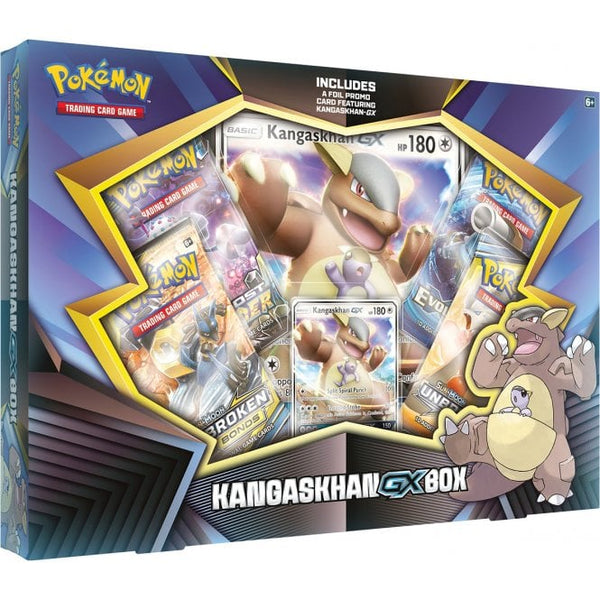 Pokemon - TCG - Kangaskhan - GX Box