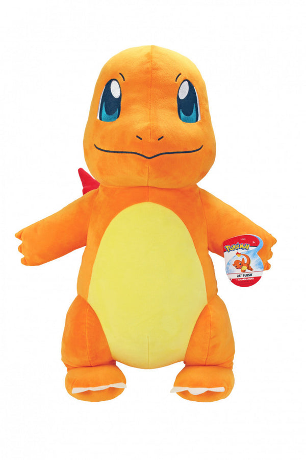 Pokemon Plush Charmander 24""