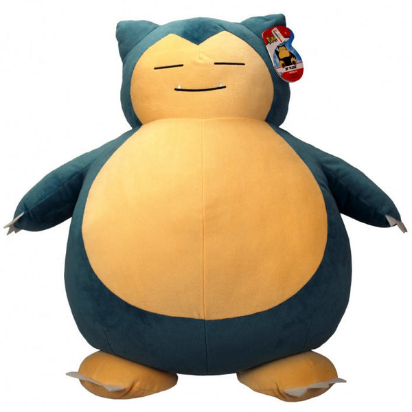 Pokemon Plush Snorlax 24""