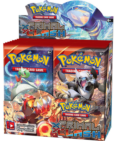 Pokemon - TCG - Primal Clash Booster Box