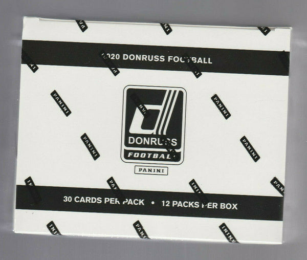 PANINI 2020 Donruss Football Fat Pack Box Options