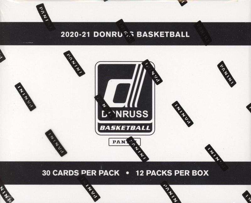 PANINI 2020-21 Donruss Basketball Fat Pack Box