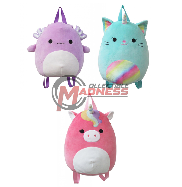 "SQUISHMALLOWS 12"" Backpack Assortment"