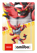 amiibo - Incineroar - Super Smash Bros. Ultimate Collection
