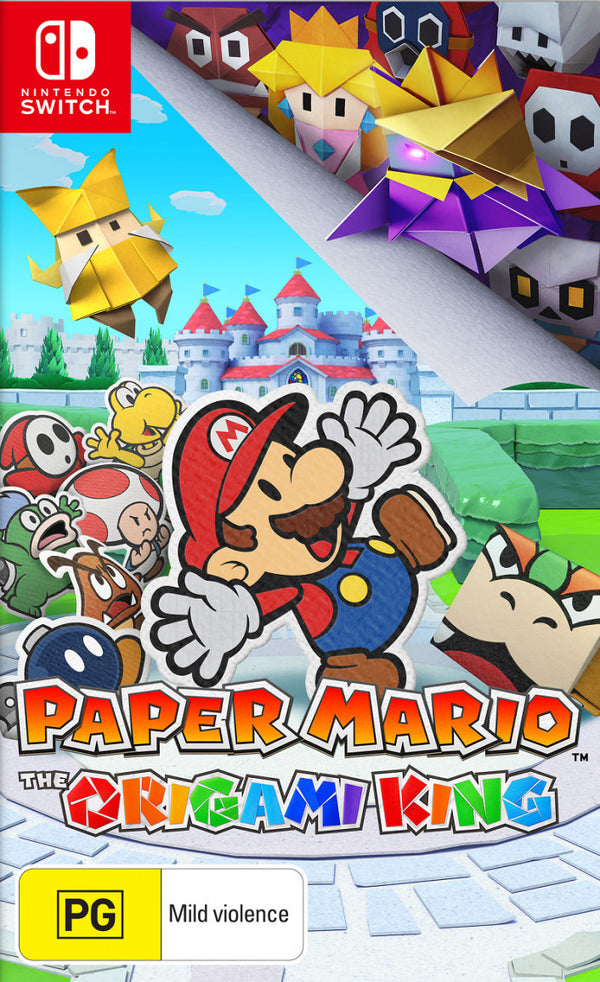Nintendo Switch - Paper Mario: The Origami King