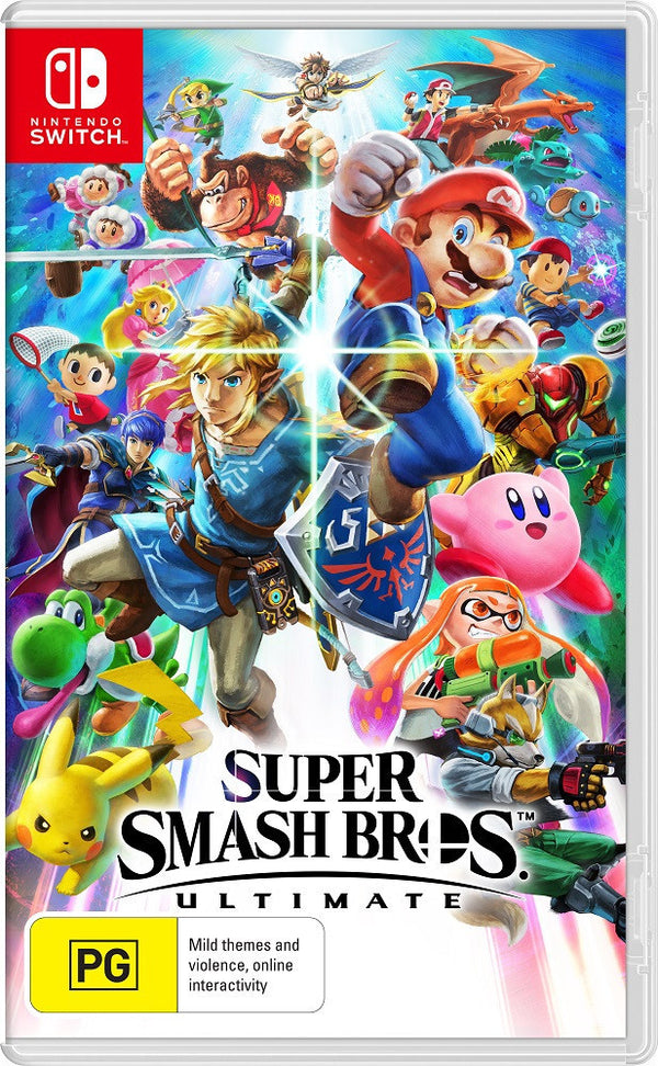 Nintendo Switch - Super Smash Bros. Ultimate