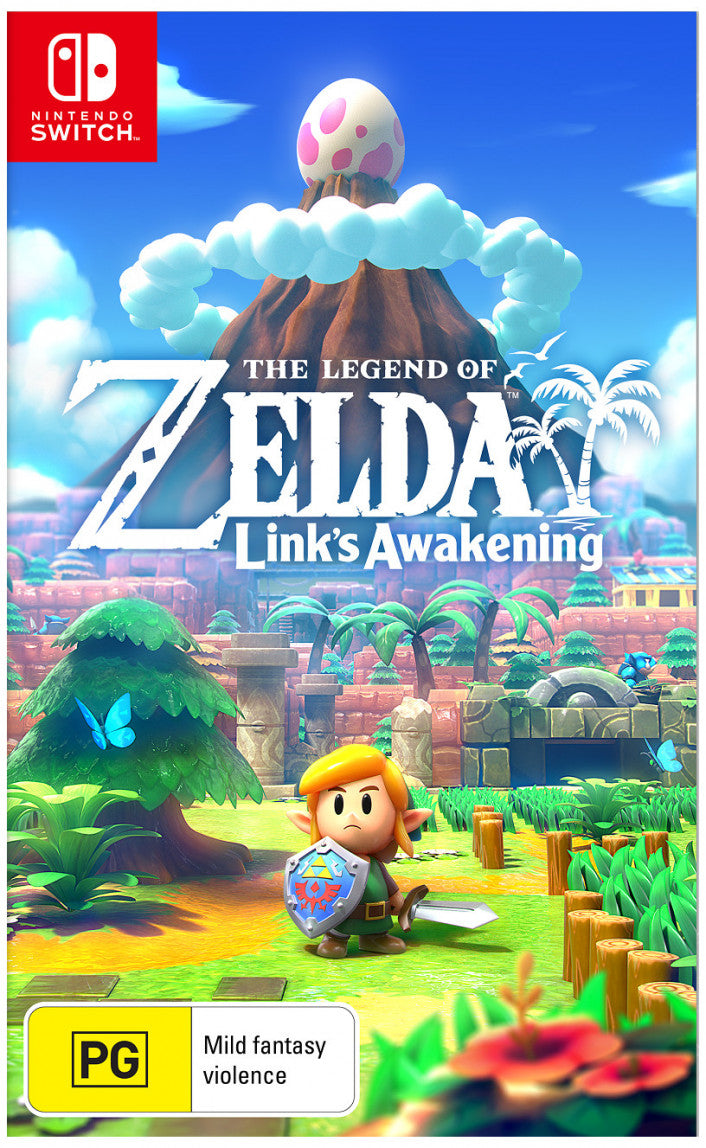 Nintendo Switch - The Legend of Zelda: Link's Awakening