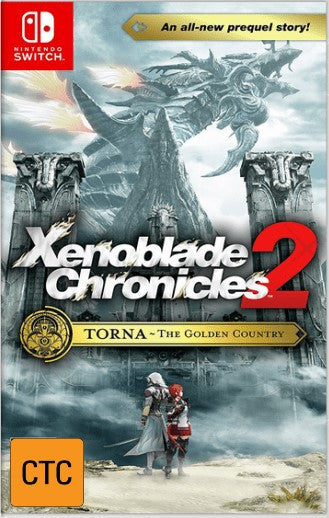 Nintendo Switch - Xenoblade Chronicles 2: Torna - The Golden Country