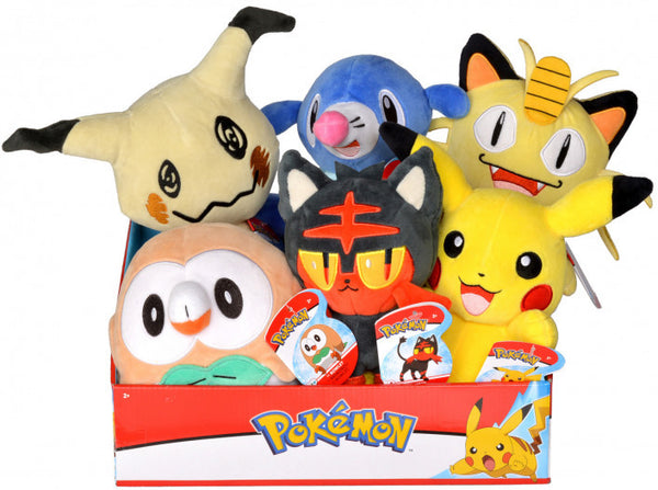 Pokemon Plush Wave 1 - 8""