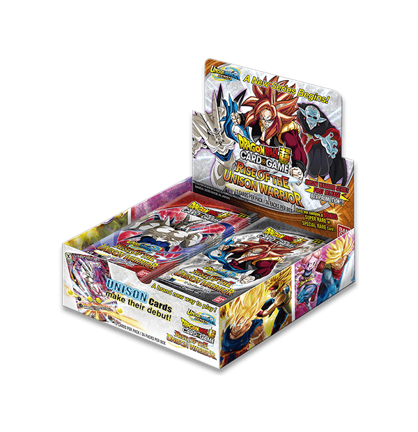 Dragon Ball Super Card Game Series 10 Unison Warrior Booster Box