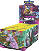 Pokemon - TCG - Sun & Moon Unified Minds Build & Battle Box