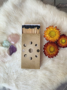 'Phases of the Moon' Ritual Matchbox