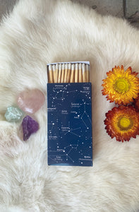 'Constellation' Ritual Matchbox