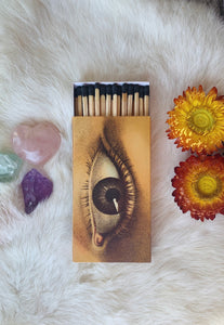 'Eye' Ritual Matchbox
