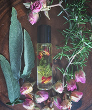 Protection Ritual Oil