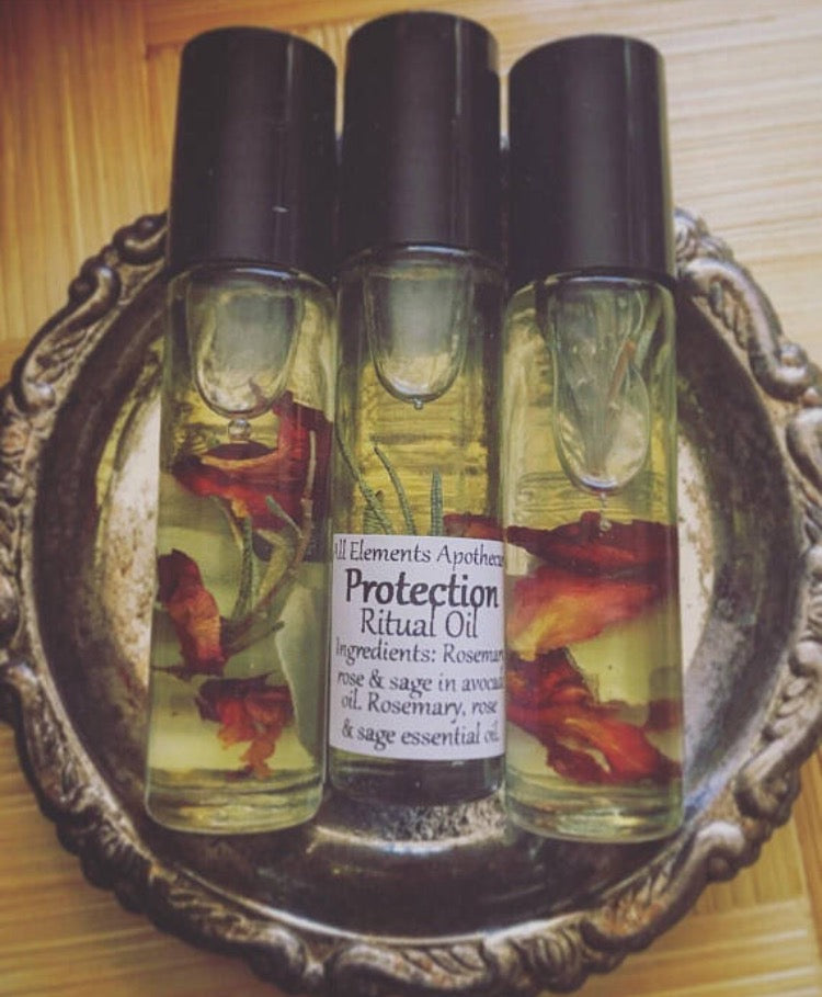 'Protection' Ritual Oil Roll On