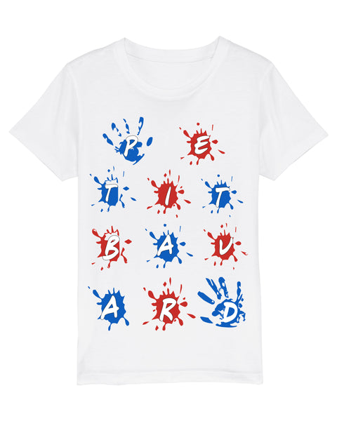 "T-shirt Petit Bavard ""TACHES FRANCE"""