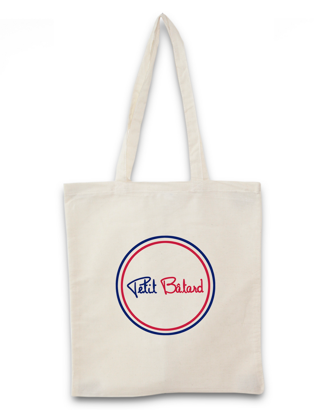 TOTE BAG PETIT BÂTARD CERCLE FRANCE