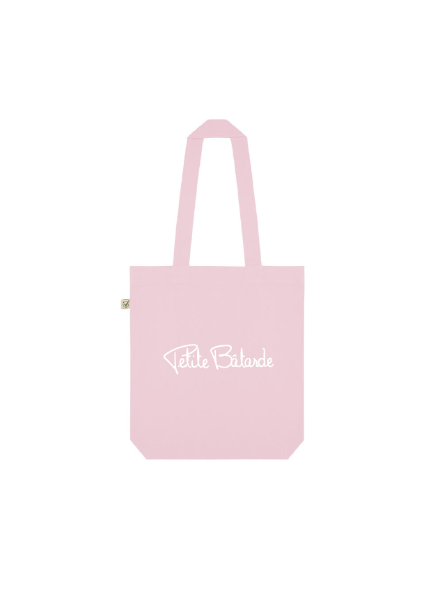 TOTE BAG ROSE