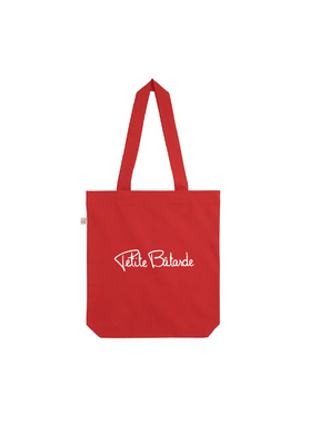 TOTE BAG ROUGE