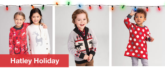 Hatley Holiday Styles