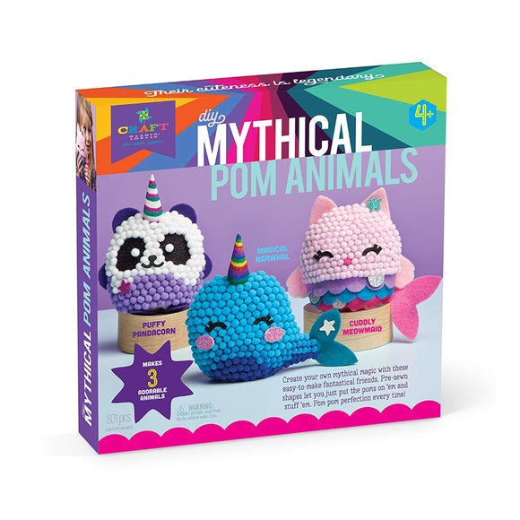Mythical Pom Animals