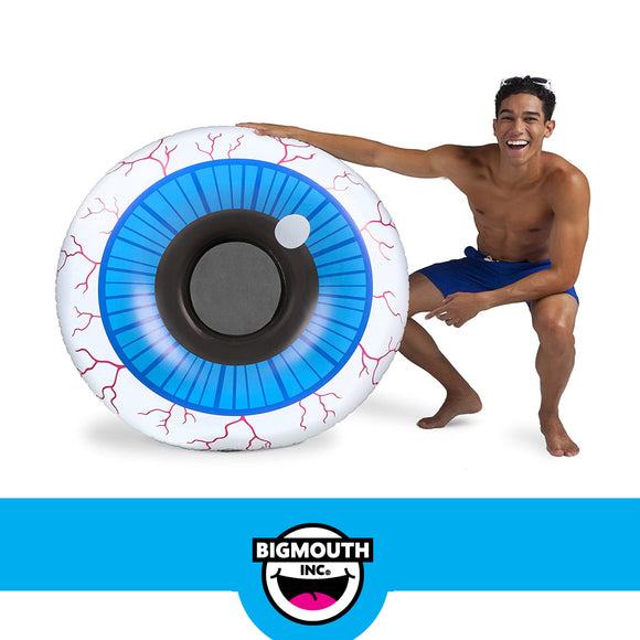 Eyeball Pool Float