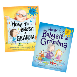 How to Babysit A Grandma/Grandpa