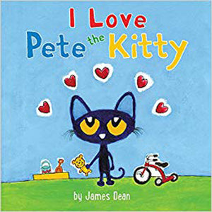 I Love Pete the Kitty