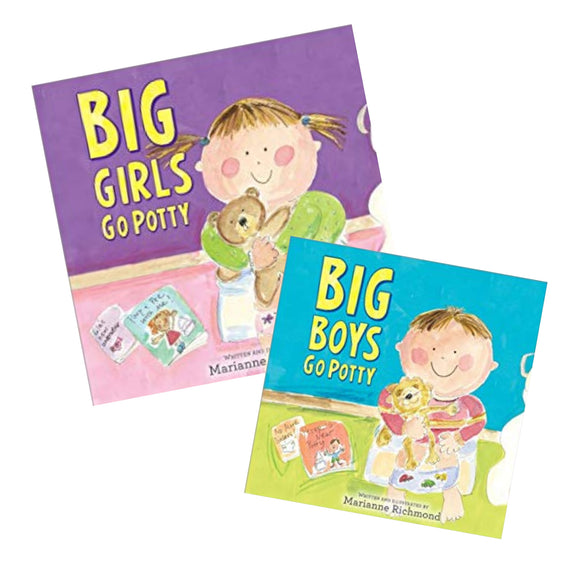 Big Girls/Boys Go Potty