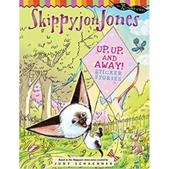Skippyjon Jones Sticker Book
