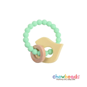 Brooklyn Chewbeads Teether
