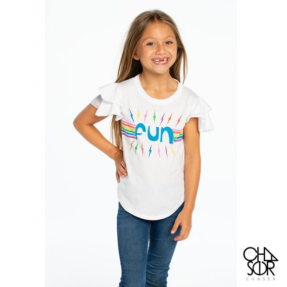 Rainbow Fun Top