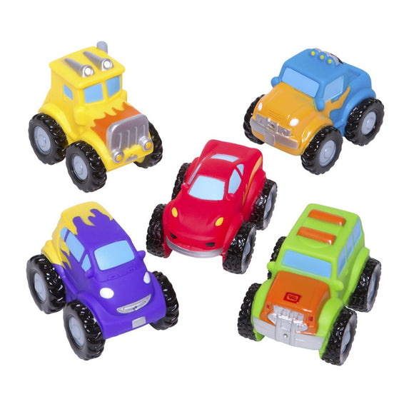Monster Truck Bath Toys