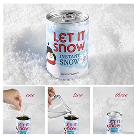 Decorative Instant Snow