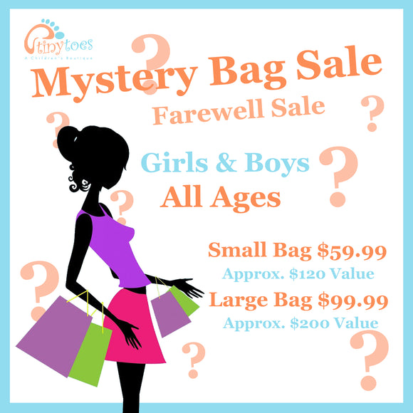 Mystery Bag: Farewell Sale Edition