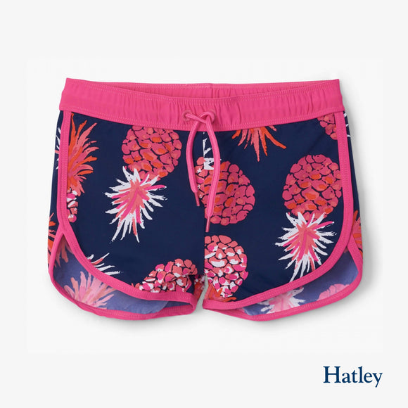 Party Pineapples Swim Shorts