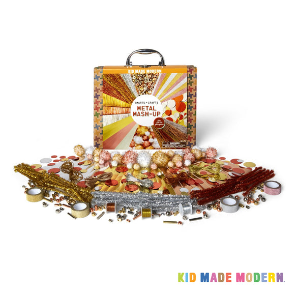 Smarts and Crafts Metal Mash-Up Craft Kit