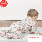 Lil Red Wagon Modal Magnetic Footie