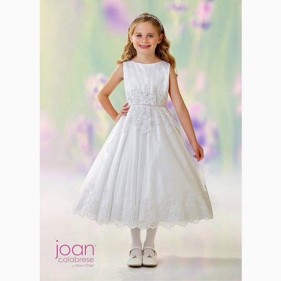 Joan Calabrese by Mon Cheri Communion Dress 118332