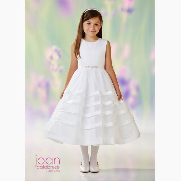 Joan Calabrese by Mon Cheri Communion Dress 118334