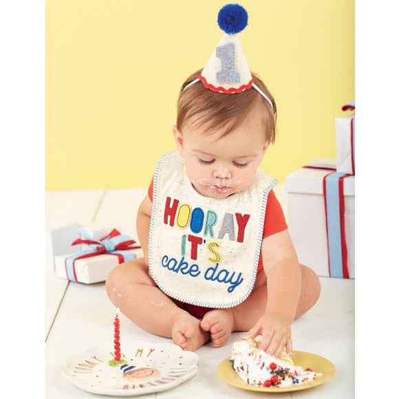 Baby Boy Smash Cake Set